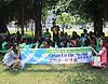 南臺科大與世界同步參與CUW世界清潔日活動