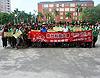 南臺科技大學102學年度志願服務基礎教育訓練 計有168位學生熱情參與
