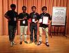 節能減碳落實校園2013年第一屆創意發明競賽 南臺科技大學獲獎