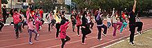 「手舞足蹈,環保online」 南臺科大五社聯合辦理103年寒假教育優先區中小學生營隊