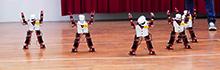 2014 台灣智慧型機器人大賽 三百隊機器人隊伍齊聚南臺科大