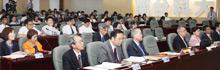 南臺科大商管學院與台灣創價學會舉辦 『2014第十一屆服務業管理與創新學術研討會』盛大開幕