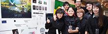 映照自我 互相輝映 南臺科技大學視覺傳達設計系第十一屆系展─映律