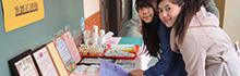 「紫錐扎根、深耕南臺、傳遞反毒、健康你我」 南臺科技大學舉辦「104年紫錐花扎根校園活動」