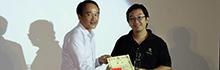 南臺科技大學資訊傳播系「倈仔」 榮獲第二屆大學生電影節-讓綠色倒影微電影組競賽冠軍