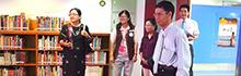 緬甸仰光大學校長率團參訪南臺科技大學