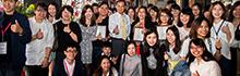 南臺科技大學視傳系培訓優秀團隊 角逐第35屆新一代設計展主視覺設計