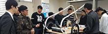 跨國、跨校合作 表現亮眼 實力堅強 南臺科技大學與日本三重大學再度攜手挑戰「2016 Ene-1 GP SUZUKA」鈴鹿競賽