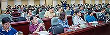 南臺科技大學舉辦「中草藥抗老化植物新藥之應用趨勢研討會」