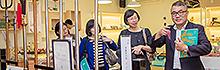 國家圖書館與南臺科技大學主辦 「2016年第八屆校際菁英博碩士論文授權暨發表會」