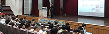 「南臺三好、從愛出發」系列活動 吳清基總校長分享「重現教育的價值與希望」專題講座
