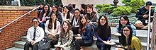 南臺科技大學105學年度第2學期國際學生新生訓練 學習無國界 打造國際生來臺留學友善環境