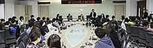 南臺科技大學帶領日本白鷗大學感受台灣文化