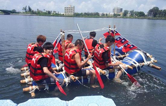 荒岛求生快速划船